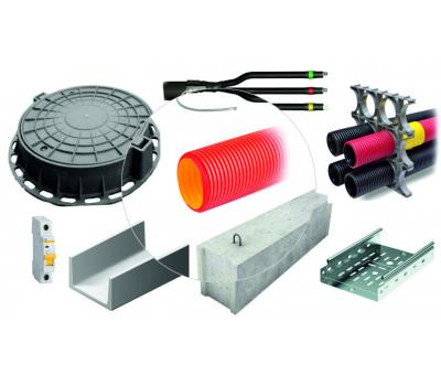 Монтаж структурированных кабельных систем