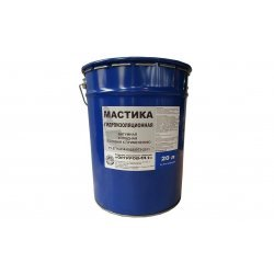 Мастика битумно-полимерная гидроизоляционная (20 л)