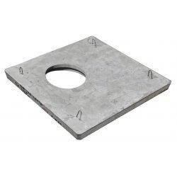 Плита  ПРУ 2,0х2,0  разгрузочная универсальная (В15) ККТ-2