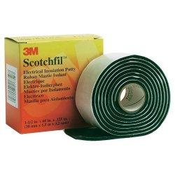 7000006089 Scotchfil, электроизоляционная мастика, 38мм х 1,5м