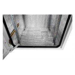 Шкаф климатический телекоммуникационный навесной ШКТ-НВ-2-12U-700-800 с крышей ССД
