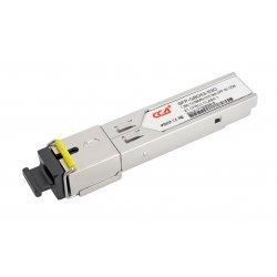 SFP WDM 1.25G Tx1550/Rx1310 3km SC DDM