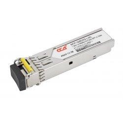SFP WDM 1.25G Tx1550/Rx1310 3km LC DDM