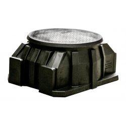 Камера оптическая трубопроводная КОТ-1-ССД (колодец оперативного доступа КОД)