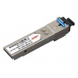 SFP WDM 1.25G Tx1310/Rx1550 20km SC DDM