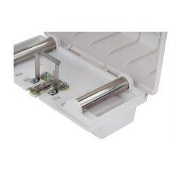 Коробка КРТП-В/10 плинт LSA-PROFIL,без плинтов,замок,ключ унив. ССД