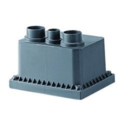 025001 Смотровое устройство 225х175х145 для двустенных труб, переходные d=32-50мм