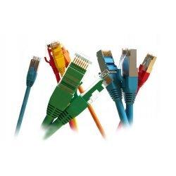 42338 Hyperline PC-LPM-STP-RJ45-RJ45-C5e-3M-LSZH-GY Патч-корд F/UTP, экранированный, Cat.5e, LSZH, 3 м, серый
