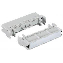 6753 2 009-00 Рамка PROFIL 2/10 модульная маркировочная с табличкой