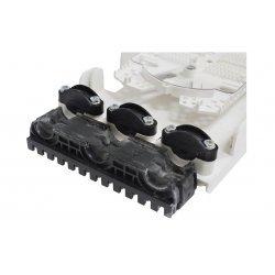 Муфта-кросс МКО-П2/A-12SC-10SC/APC-10SC/APC ССД