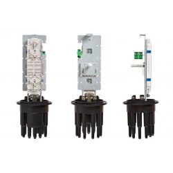 Муфта-кросс МКО-Д3/СМ3-4/4SC-4SC-4SC/APC-4SC/APC ССД