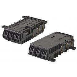 Муфта-кросс МКО-П1-М/C09-2/4SC-1PLC4-SC/APC-10SC-10SC/APC-2SC/APC ССД