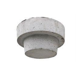 """Крышка запорная бетонная, тип """"пробка"""""""