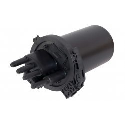 Муфта-кросс МКО-Х7/С09-1/4SC-1PLC4-SC/APC-10SC-5SC/APC-1SC/APC-1AD ССД