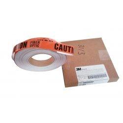 7000031466 5016-FO Световозвращающая предупреждающая наклейка, 25 мм х 4.39 м