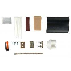 Комплект №9 для ввода ОК (для ввода транзитной петли ОК с проволочной броней и с повивом из синтетических нитей) (МТОК-Б1, В2, В3, К6, ББ) ССД