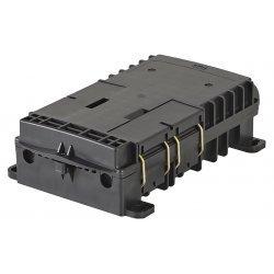 Муфта-кросс МКО-П1-М/C09-2/4SC-1PLC8-SC/APC-10SC-10SC/APC-2SC/APC ССД