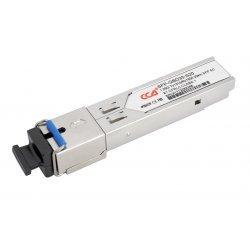 SFP WDM 1.25G Tx1310/Rx1550 20km SC