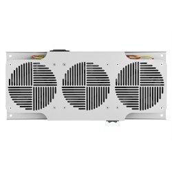 Вентиляторный модуль потолочный, 3 вентилятора с термодатчиком без шнура питания35С ВМ-3П ССД