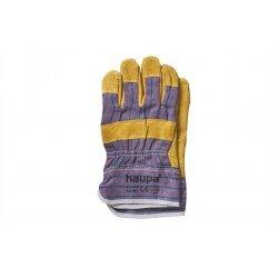 """120310 Рабочие перчатки с кожаными вставками, размер 10,5"""""""