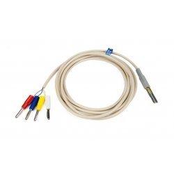 "7000033622/FQ100026845 PCB 4-х проводной измерительный шнур со штекерами типа ""банан"", 3м (C222014B)"