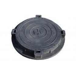 Люк ГТС (ППЛ) армированный с запорным устройством тип Т нагрузка до 15 тн