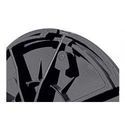 """Люк плавающий с шарниром и замком  ТМ """"Д-400"""" (В)2.7-60 h-140 мм (ОУЭ-600-СМ/140)"""